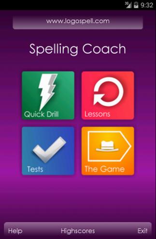 Spelling Coach