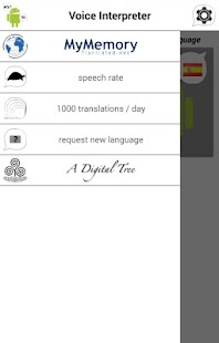 Voice Interpreter - Translator- screenshot thumbnail