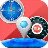 GPS Maps : Compass And Track