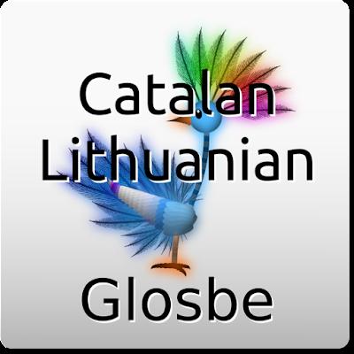 Català-Lituà Diccionari