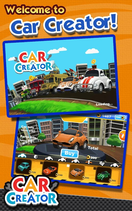 Car Creator: Test Drive- screenshot