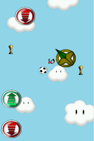 Foot ball Jump World Cup 2014