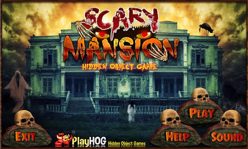 Scary Mansion - Hidden Objects