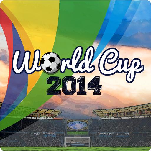 World Cup App 2014 LOGO-APP點子