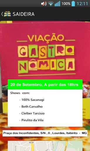 【免費旅遊App】Viação Gastronômica-APP點子