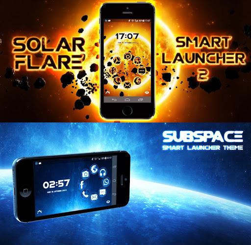 SL THEME SOLAR FLARE