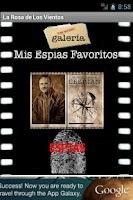 Screenshot of Mis Espias Favoritos