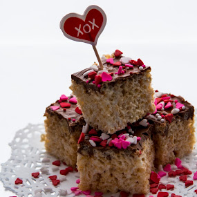 Yumm by Jennifer Bacon - Public Holidays Valentines Day ( holiday, love, food, valentine, snack, treat )