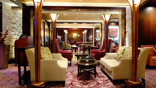 Celebrity-Silhouette-Cellar-Masters - Celebrity Silhouette's Cellar Masters wine tasting room.