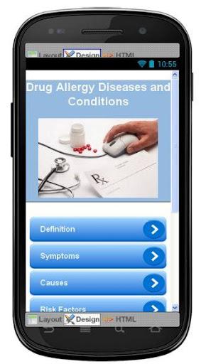 Drug Allergy Information