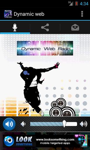 Dynamic Web Radio