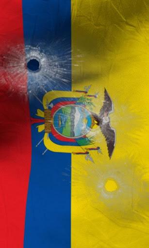 Ecuadore 國旗 lwp
