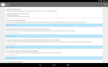 Cast Store for Chromecast Apps Screenshot 31