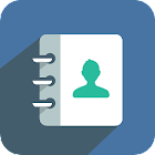 Contactos: Share contacts icon