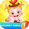 Baby Hazel Holiday Games icon