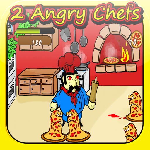 Crazy Kitchen 2 Angry Chefs