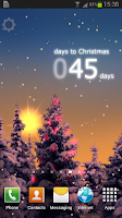 Screenshot of Snowfall 2015 LWP