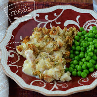 Chicken Stuffing Bake With Cream Of Chicken Soup Recipes.