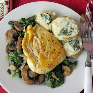Chicken Florentine #WeekdaySupper