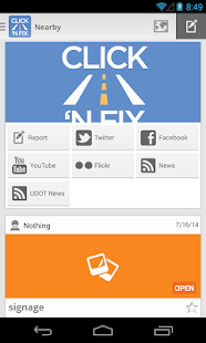 UDOT Click 'n Fix- screenshot thumbnail