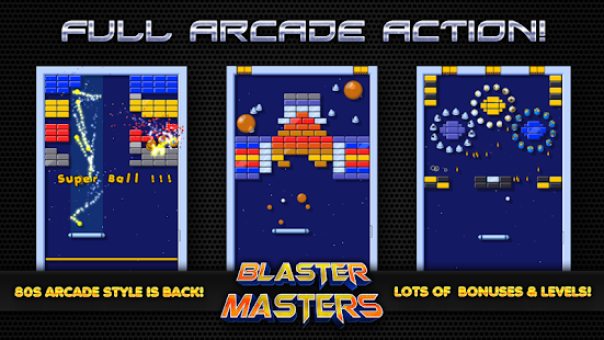 Blaster Masters- screenshot thumbnail
