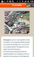 Screenshot of Medjugorje, cambia tu vida