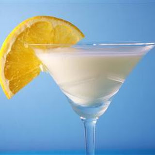AMAJO's Creamsicle® Martini