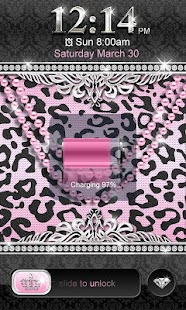 ★ Luxury Pink Leopard Locker ★ - screenshot thumbnail