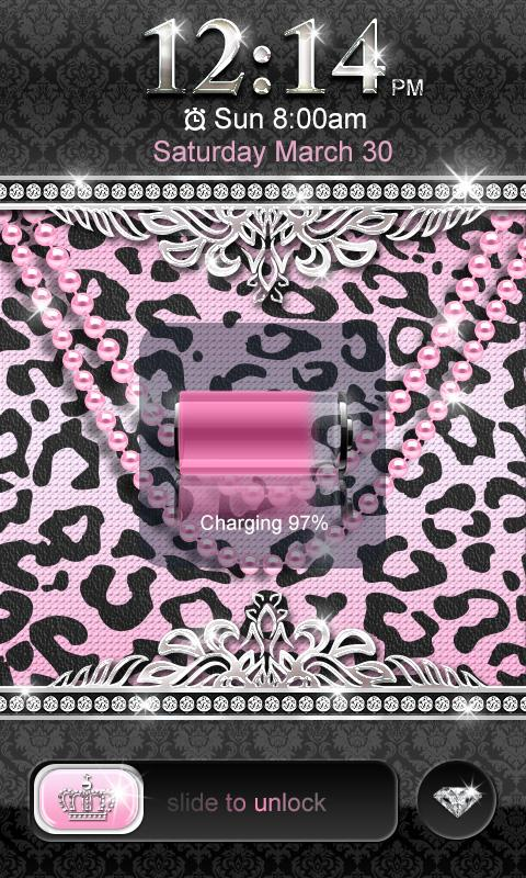 ★ Luxury Pink Leopard Locker ★ - screenshot