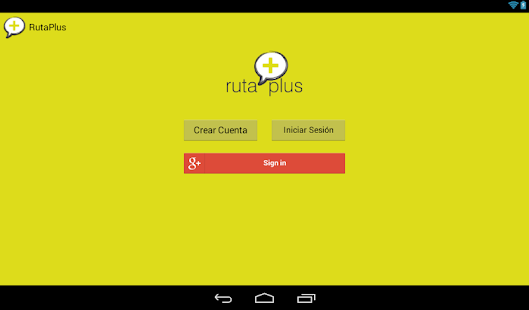 Ruta Plus- screenshot thumbnail