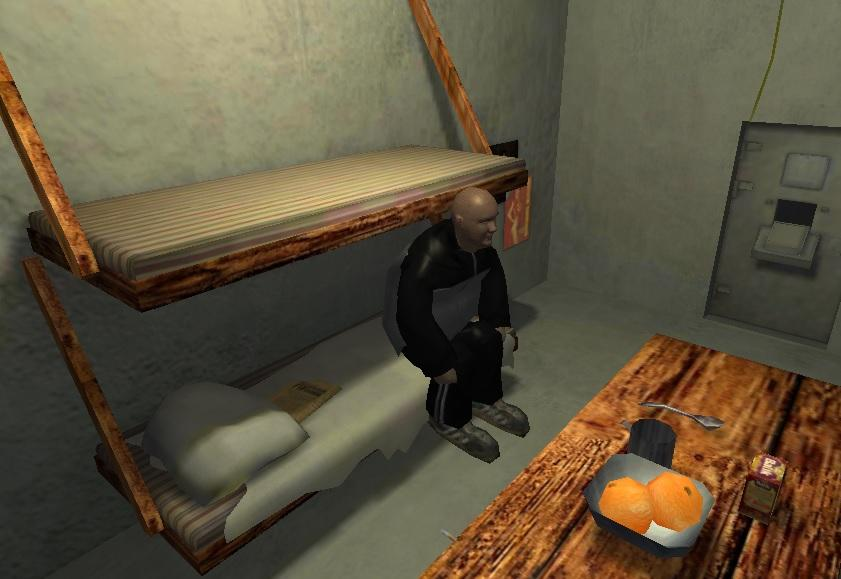 Janukovich: Prison 3D - screenshot