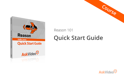 Quick Start Guide For Reason