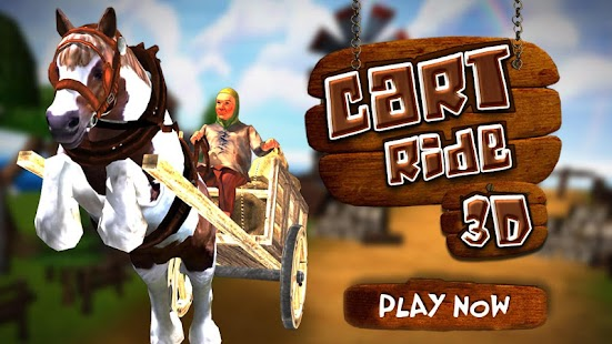 Cart Ride 3D