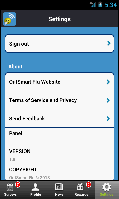 OutSmart Flu- screenshot