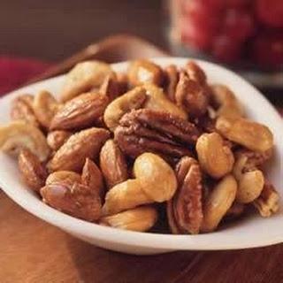 Roasted Nuts.