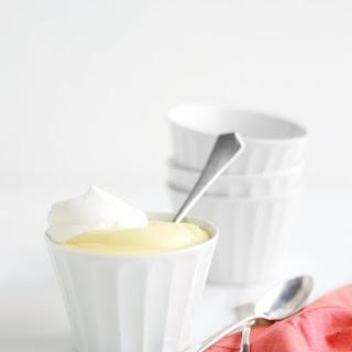 Classic Vanilla Pudding