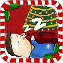 Sleeps to Christmas icon