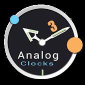 Analog Clocks Pack3 UCCW Skins