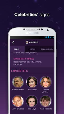 Screenshots for Horoscope
