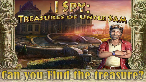 I Spy: Treasures of Uncle Sam