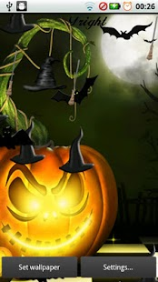Halloween Live Wallpaper Pop - screenshot thumbnail