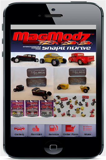 MagModz Magnetic Cars