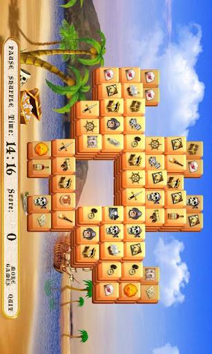 Caribbean Mahjong Free 1.0.2 screenshots 4