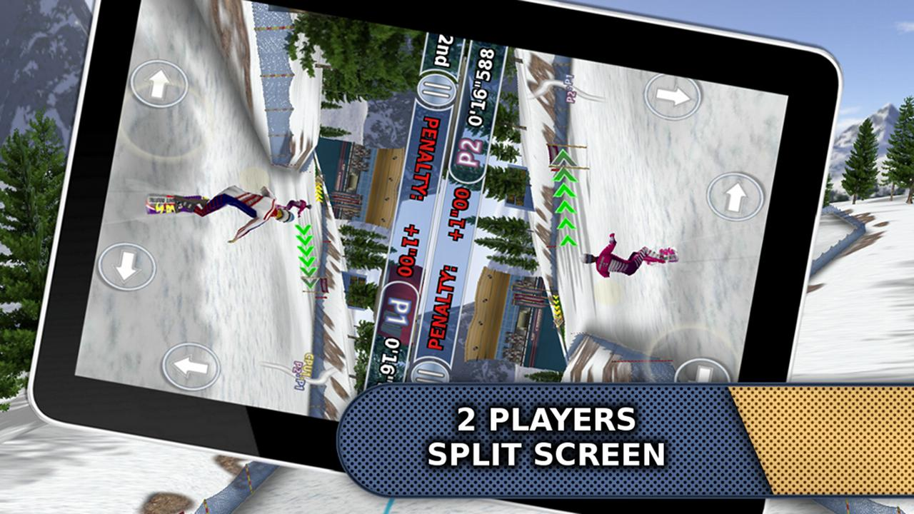 Ski & Snowboard 2013 Free- screenshot