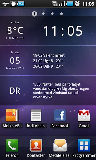 Glass Widgets FULL v2.3.2