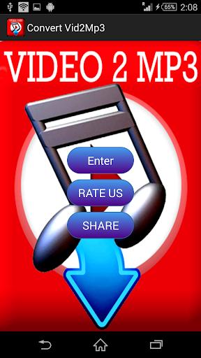 【免費音樂App】VidtoMp3 Converter-APP點子