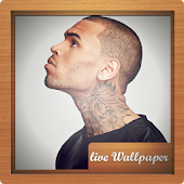 Chris Brown Live Wallpaper