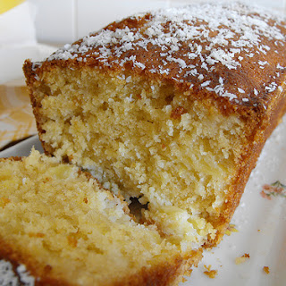 Coconut and Pineapple Cake.