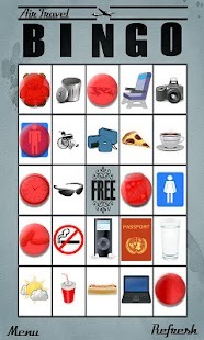 On-The-Go Bingo- screenshot thumbnail