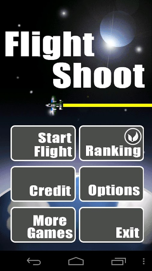 FlightShoot - screenshot
